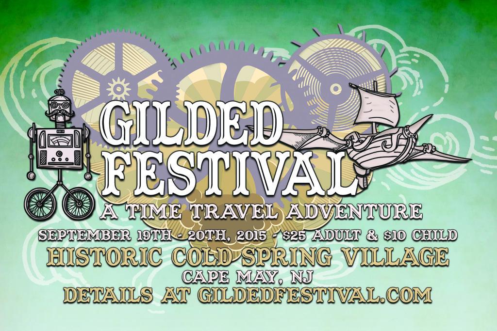 2015 Gilded Festival